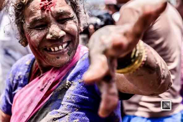 Pokhara paddy planting festival-33