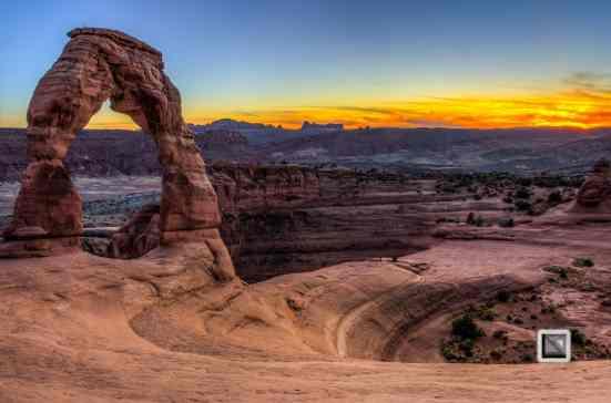 USA - Utah - Arches National Park-38