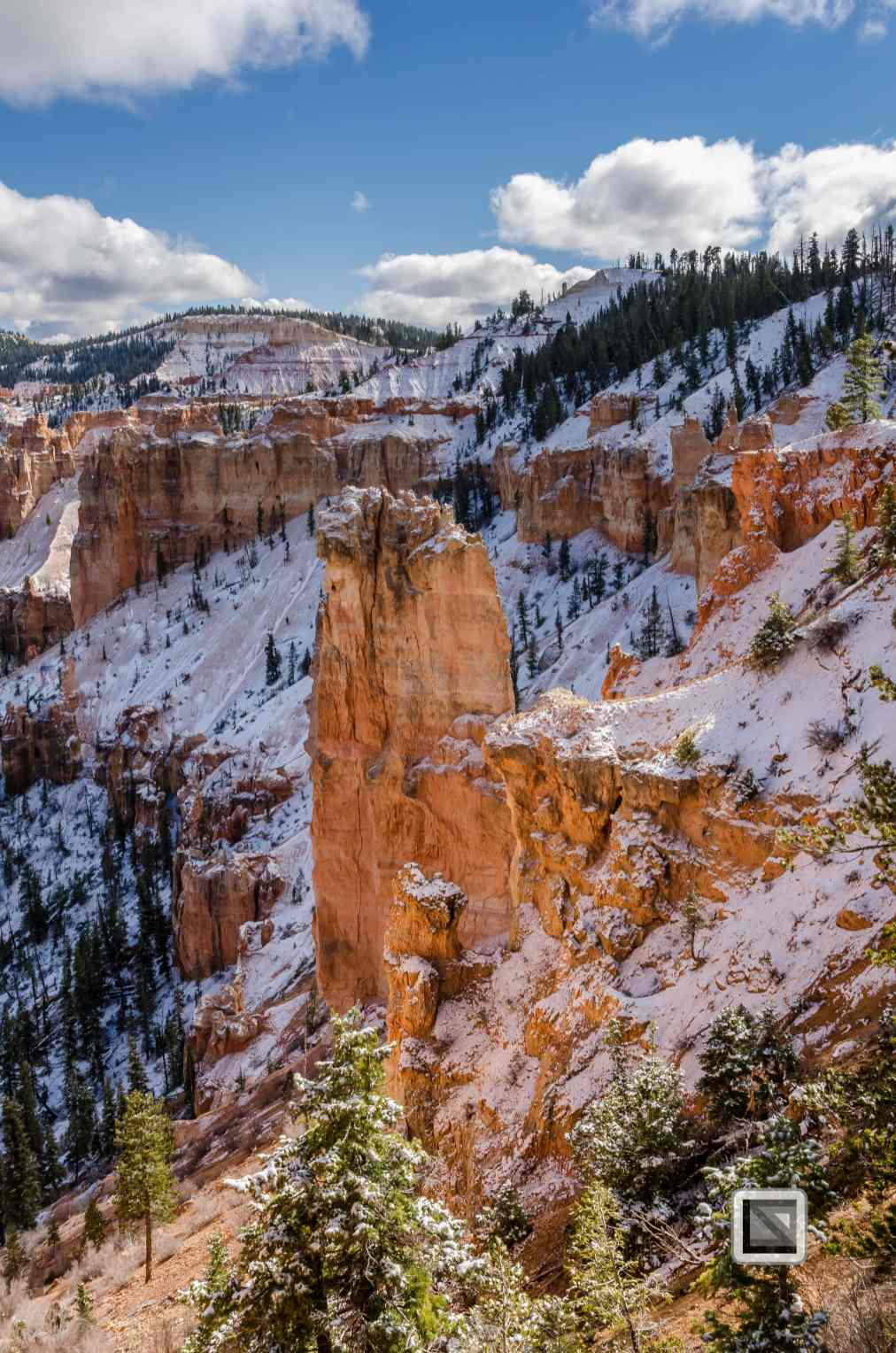 USA - Utah - Bryce Canyon-16