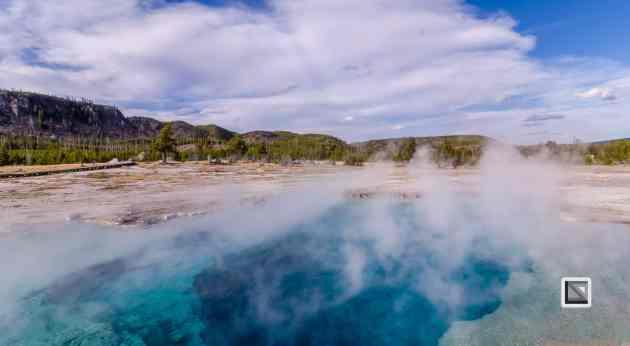 USA - Wyoming - Yellowstone National Park-111