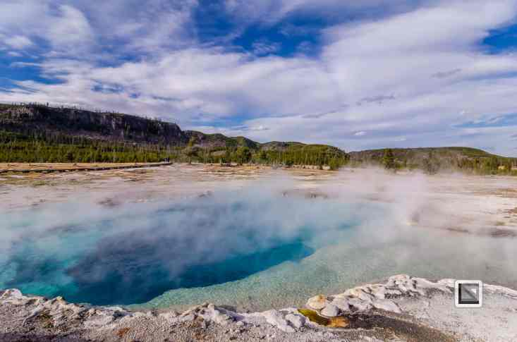 USA - Wyoming - Yellowstone National Park-112