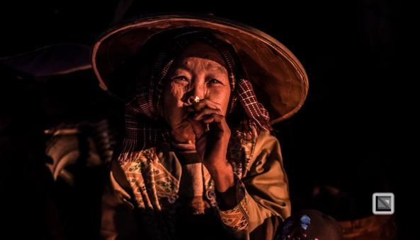 faces of asia -Hsipaw - Morning Market-147