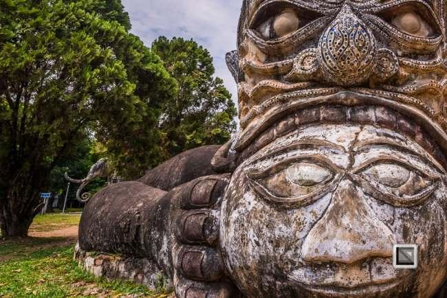 Vientiane Buddha Park-32