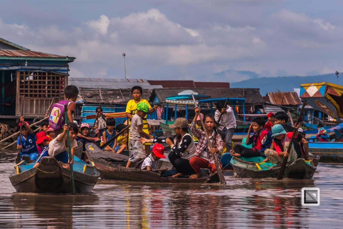 Tonle Sap - Kompong Luong-106