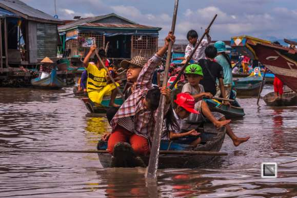 Tonle Sap - Kompong Luong-113