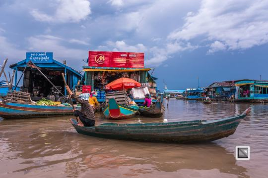 Tonle Sap - Kompong Luong-69