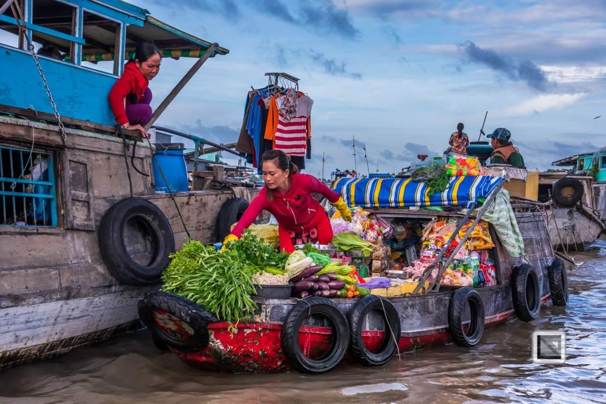 Mekong Delta - Vietnam_-36