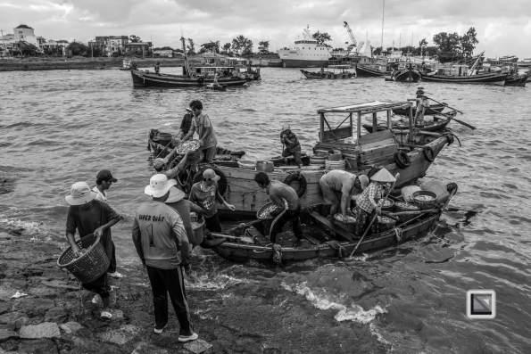 Phan Thiet Fish Market - Vietnam-53