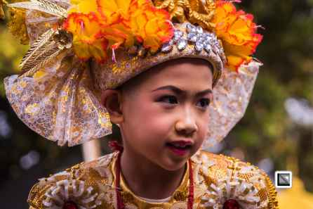 Poy Sang Long initiation ceremony in Mae Hong Song Province Northern Thailand