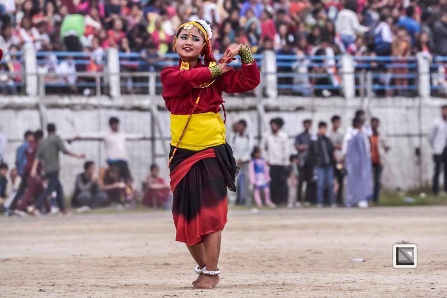 India - West Begal - Darjeeling - Independence Day Celebration-36