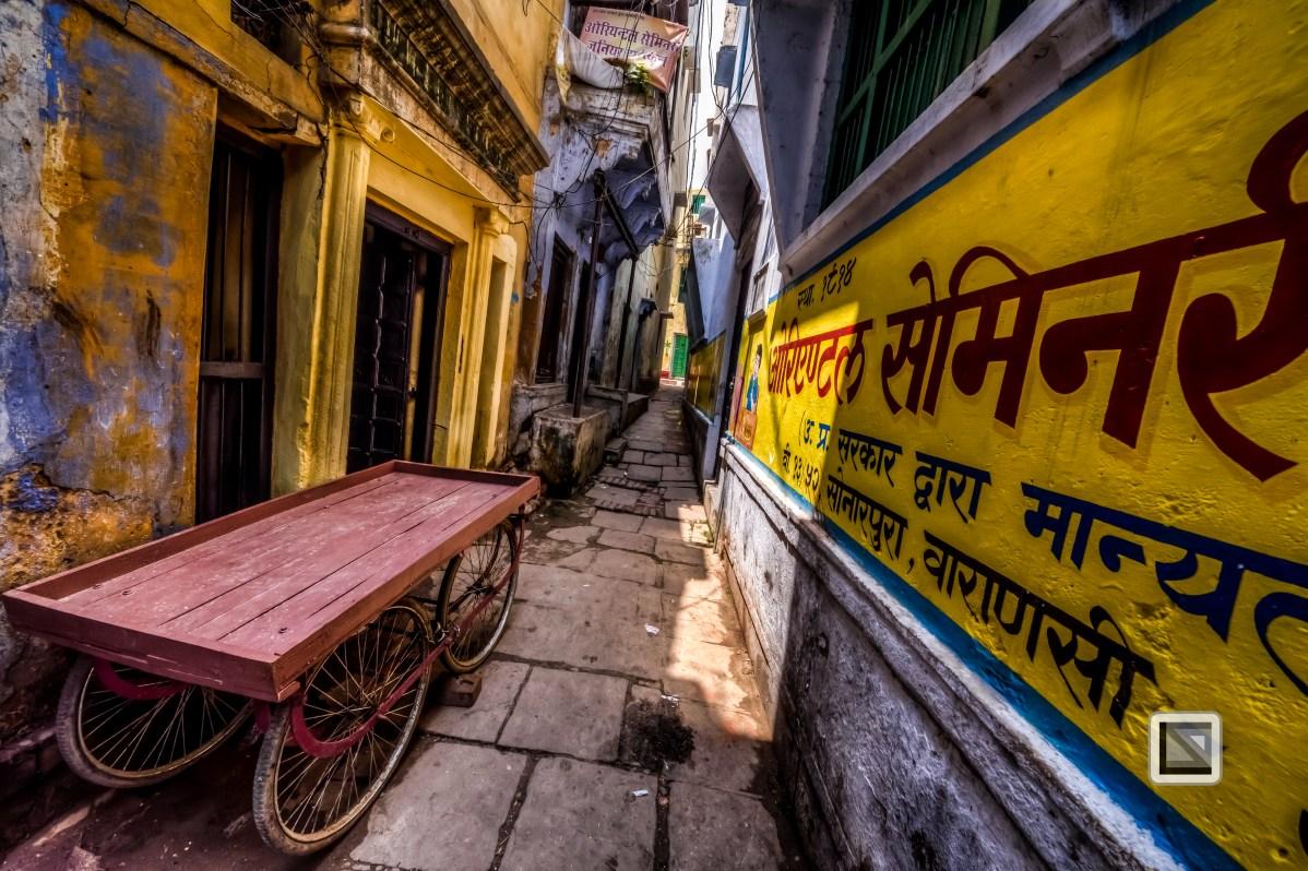 India - West Bengal - Varanasi-72