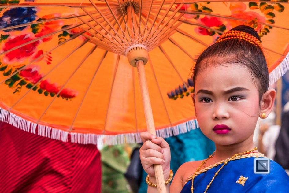 faces of asia -Luang Prabang Pi Mai-77