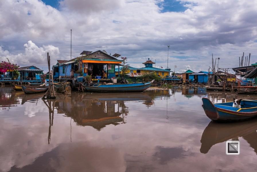 Tonle Sap - Kompong Luong-157