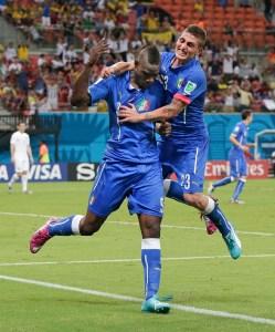APTOPIX Brazil Soccer WCup England Italy