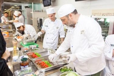 Centrul de Pregatire in Gastronomie-eveniment bloggeri 12
