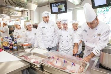 Centrul de Pregatire in Gastronomie-eveniment bloggeri 2