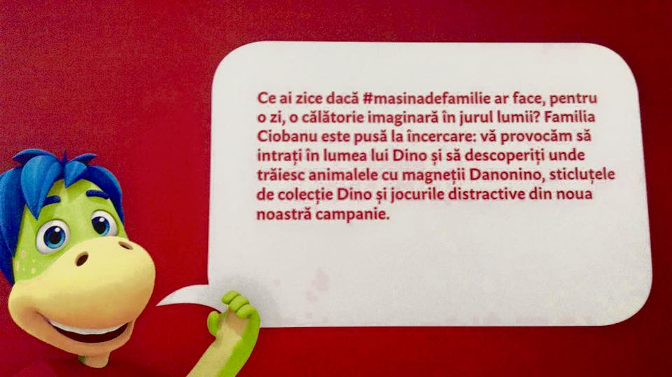 #masinadefamilie