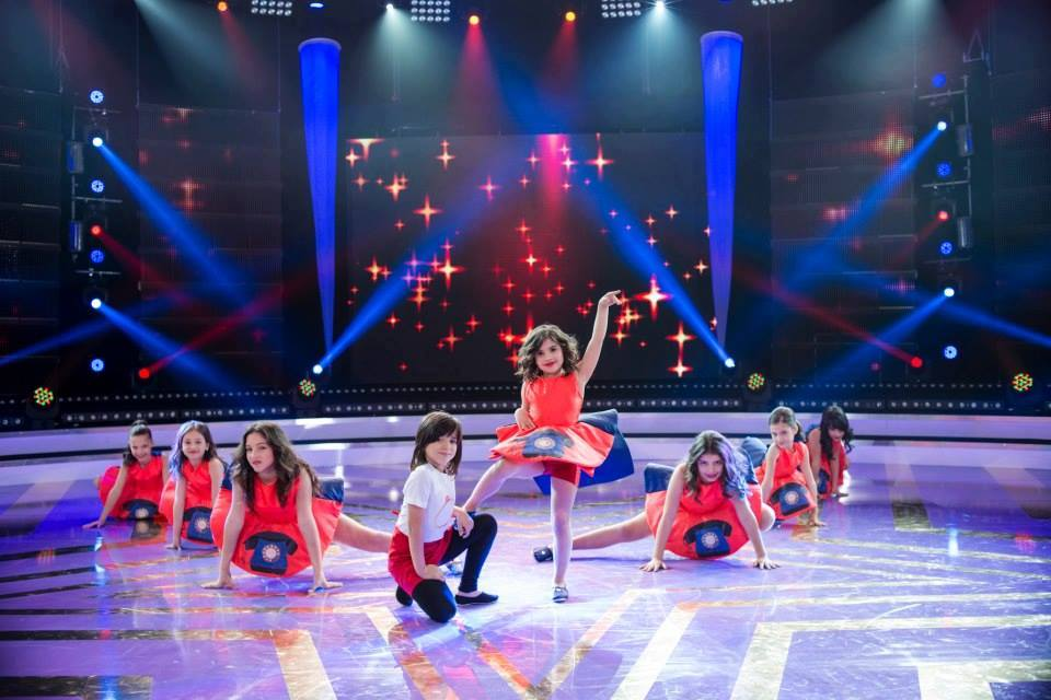 Dance World Junior
