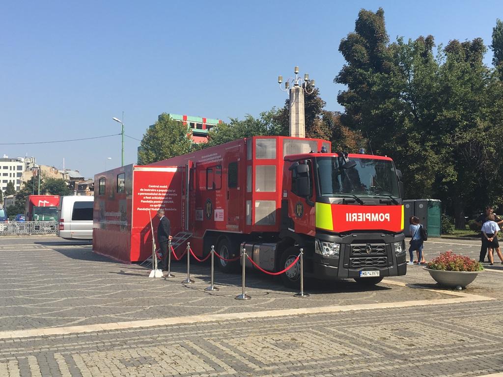 stop cardio - respirator caravana SMURD