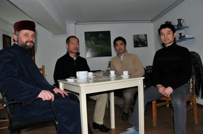 Trei japonezi L-au întâlnit pe Dumnezeu în România