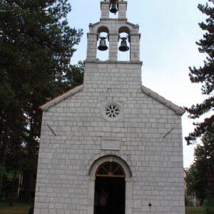 Urme românești în Muntenegru: Biserica vlahilor din Cetinje