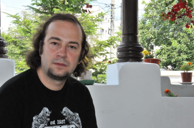 """Paul """"Slayer"""" Grigoriu, despre Dumnezeu și Rock"""