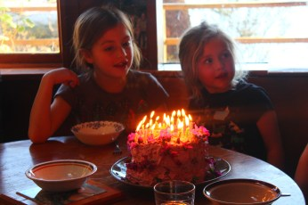 R.'s 23rd Birthday Cake