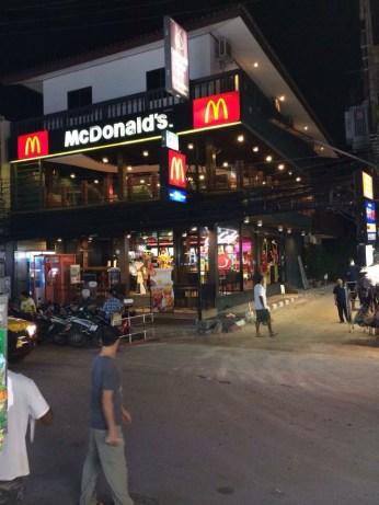 O Macdonald para os mais medrosos.