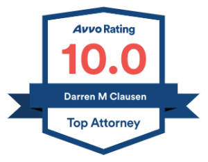 Avvo Rating 10 Badge
