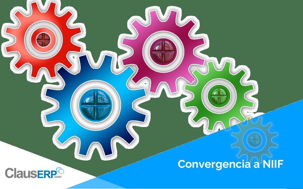 Convergencia a NIIF -ClausERP
