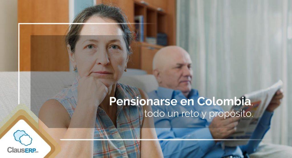 Pensionarse en Colombia - ClausE