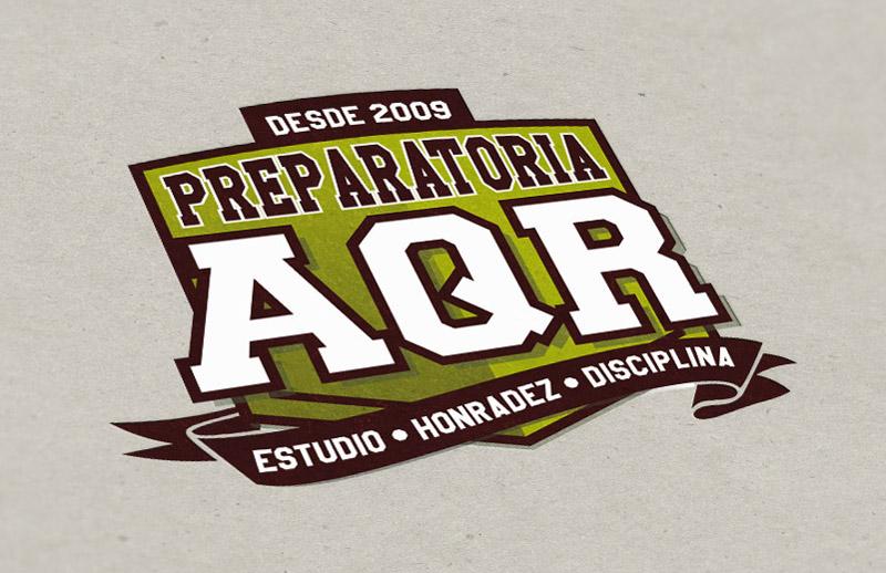 Prepa AQR - Identidad Corporativa