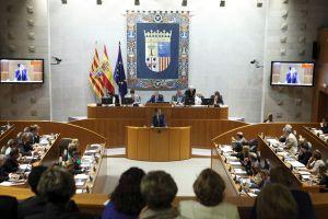 El proyecto de ley que modifica los impuestos en Aragón para 2016 continua su trámite parlamentario