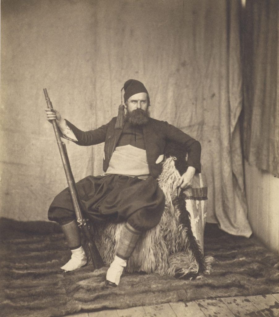 01_Self-Portrait-in-Zouave-Uniform_1855