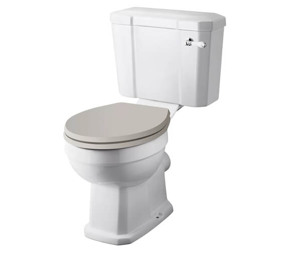 Hudson Reed Close Coupled Toilet Suite