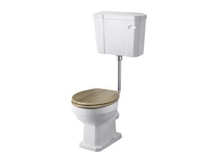 Hudson Reed toilet suite