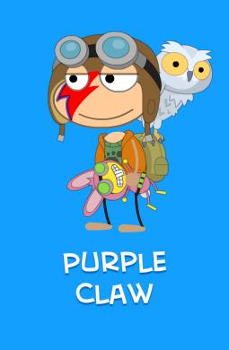 purpleclaw