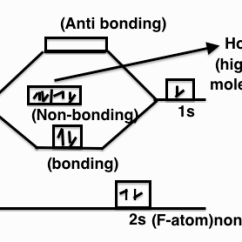 Molecular Orbital Diagram Of Hf Molecule Vw Passat Radio Wiring The Highest Occupied In Is Clay6 Com A Free Resource For Your Jee Aipmt And Board Exam Preparation