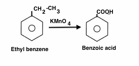 The compound formed as a result of oxidation of ethyl