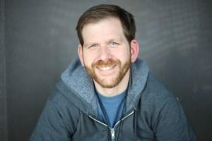 Iowa Startup Accelerator Managing Director David Tominsky. (Jessalyn Holdcraft/Courtesy of NewBoCo)