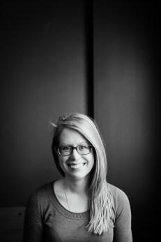 Meet Sarah. Melding journalism & community building. Yes, please.