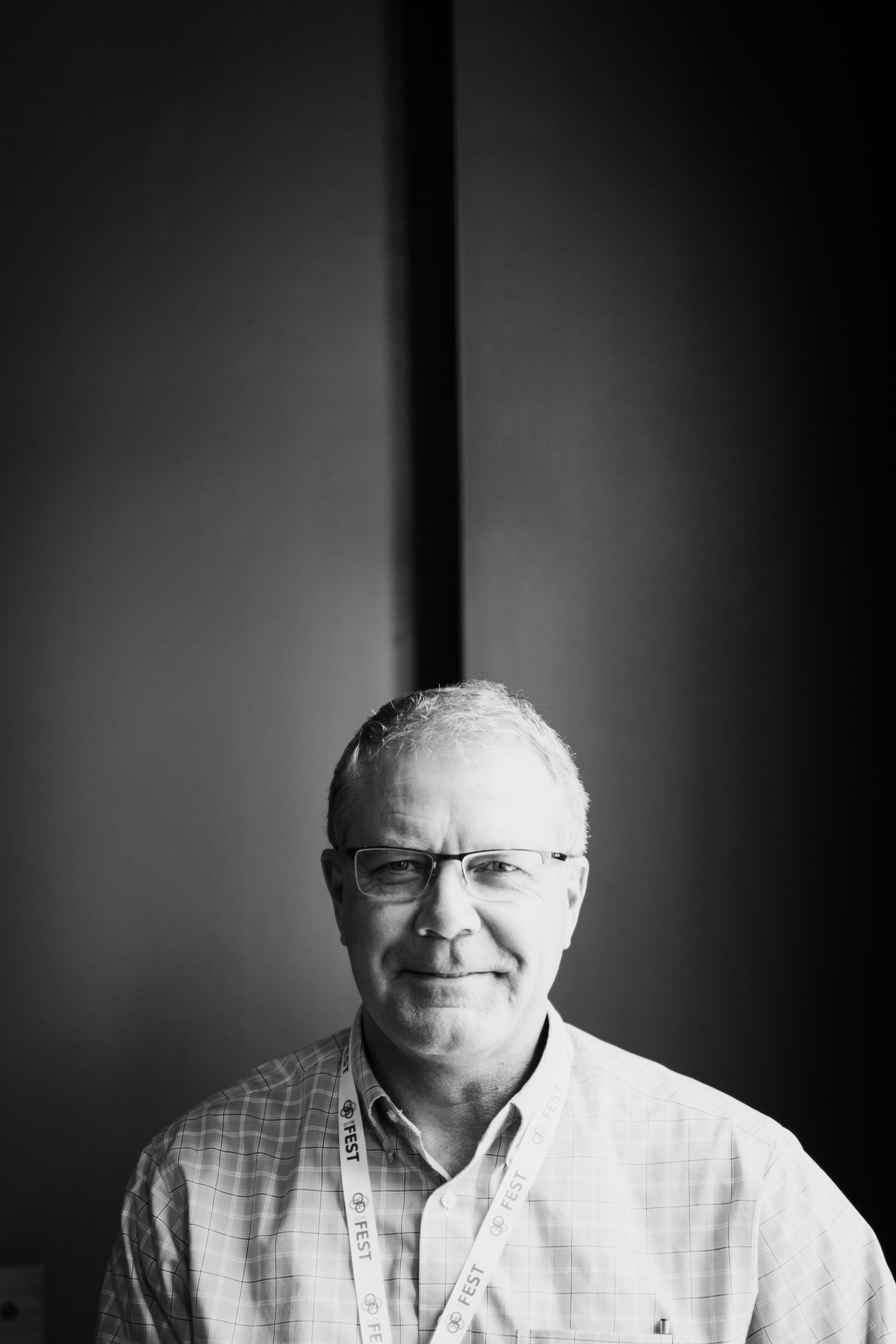 Meet Scott. Scott is here to support and contribute to the amazing entrepreneurial community we have in Iowa. We concur.