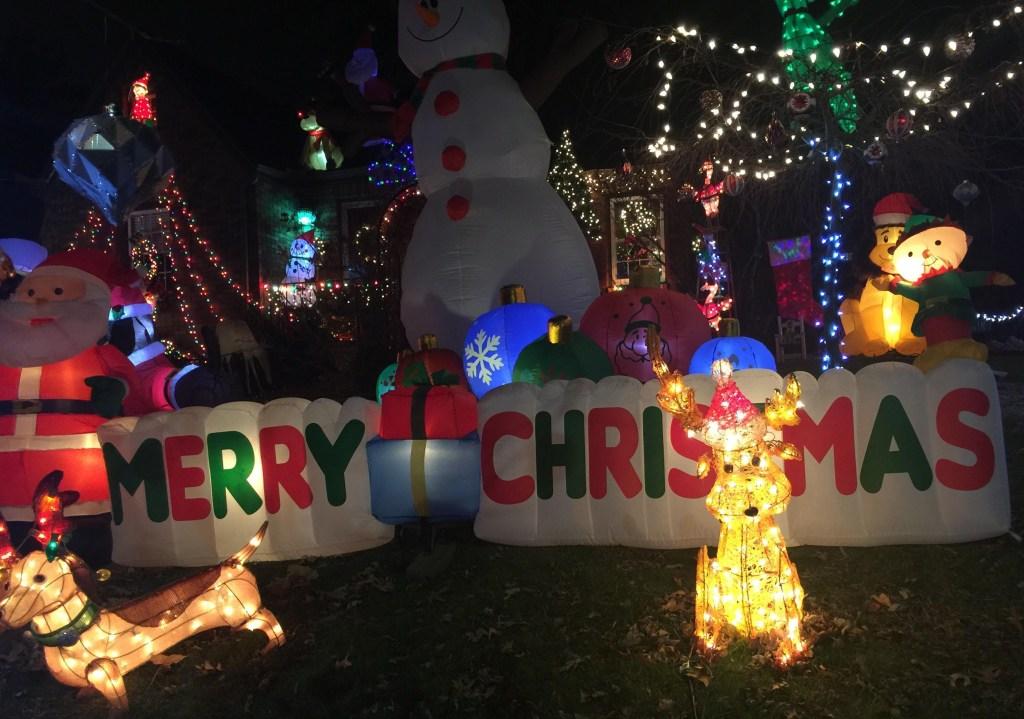 Des Moines Christmas Lights