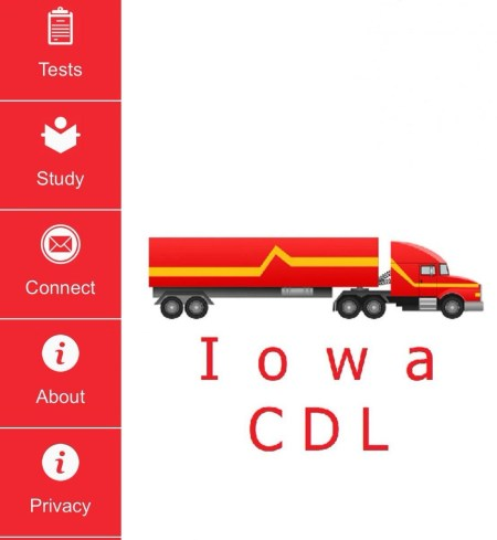 Iowa CDL Mobile App