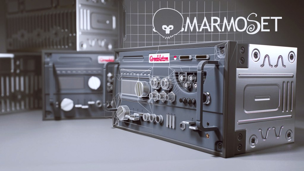 Marmoset: A tool bag for 3D designers and game developers