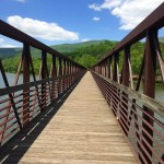 Appalachian Trail James River Footbridge