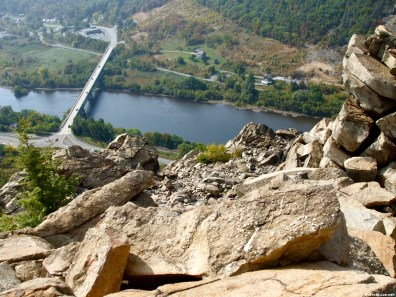 appalachian trail lehigh gap
