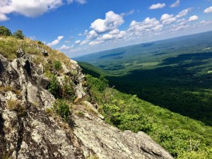 appalachian trail race mountain