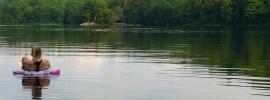 appalachian trail upper goose pond