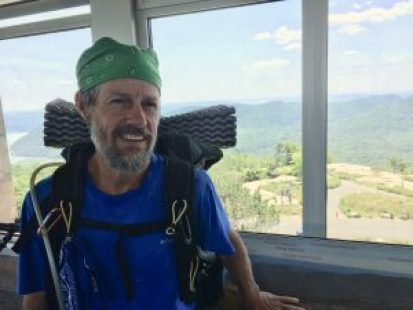 appalachian trail bear mountain